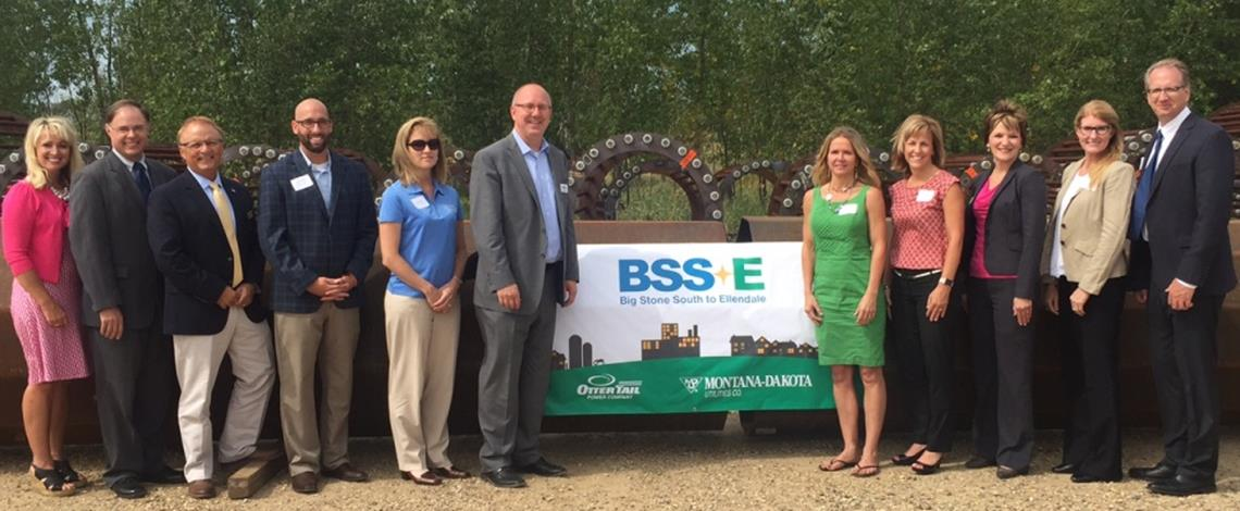 BSSE construction kickoff presentation speakers