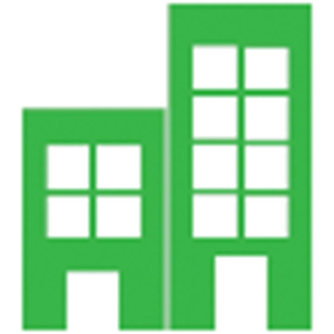 Office building icon