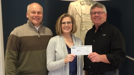 Central Cass Schools employees received rebate check from our company