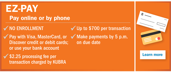 Payment Options | Otter Tail Power Company