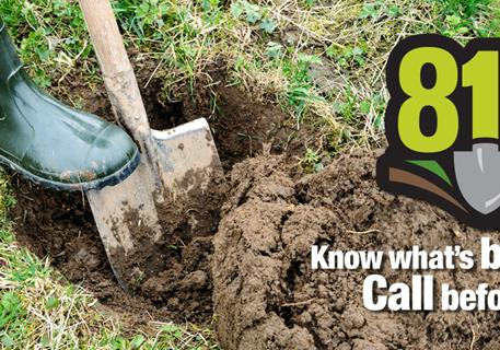 Call before you dig (1)