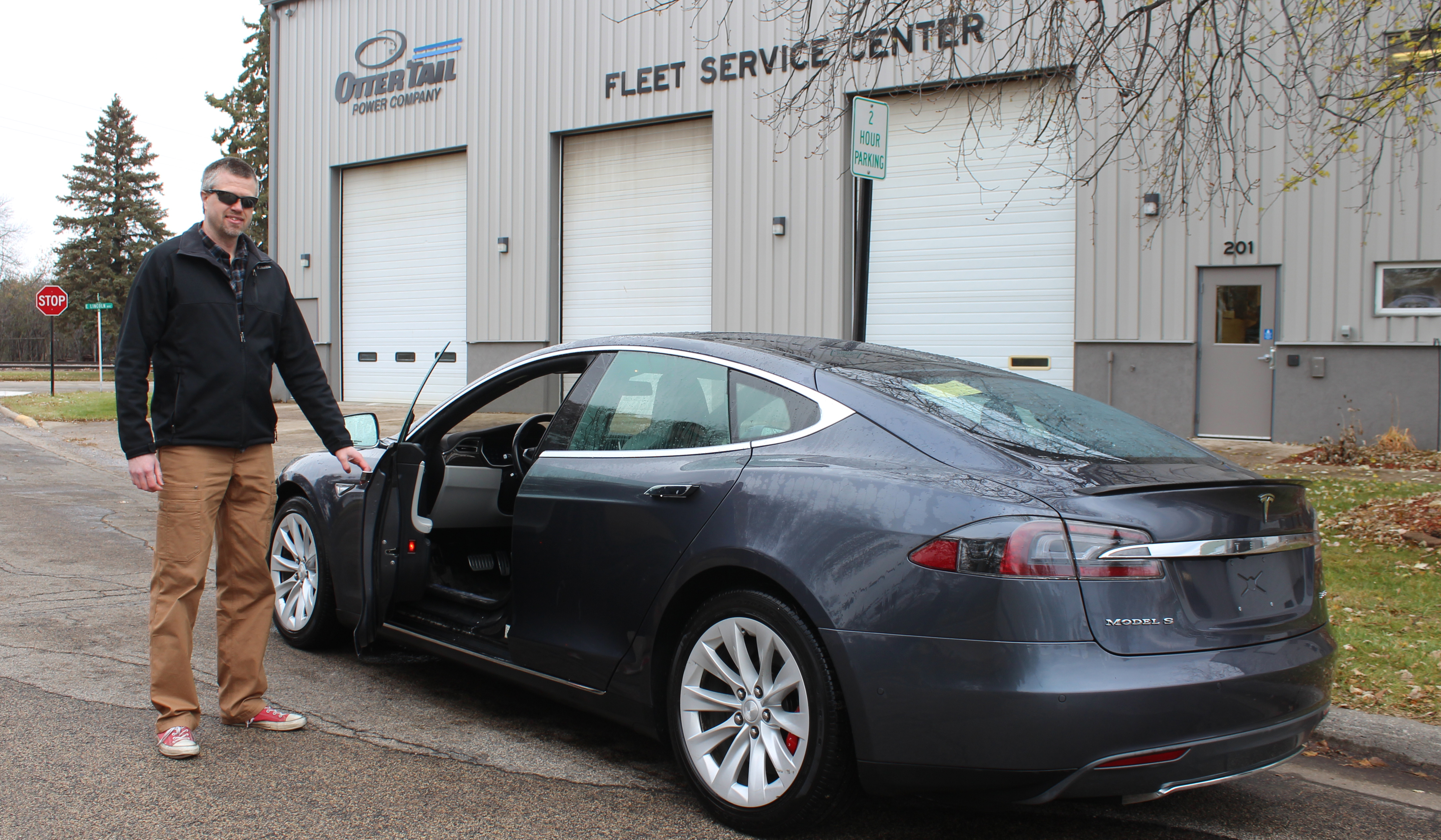 This Fall We Partnered With Drive Electric Minnesota And Two Other Area Utilities To Offer Customers A Chance Win One Week In Tesla